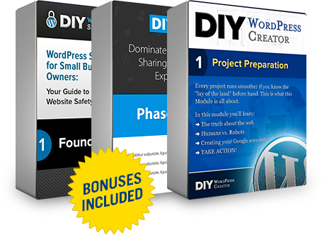 Bonus DIY Programs