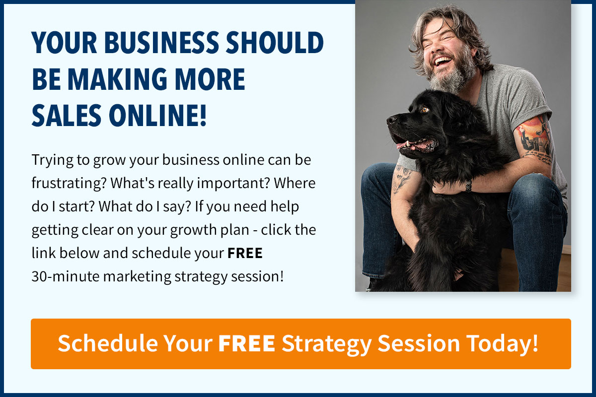 Apply for a FREE 30-minute strategy session